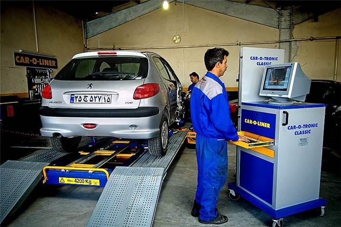 کیفیت خدمات خودرویی در ایران کاهش یافت