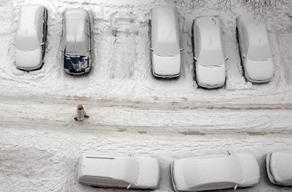 چگونه از یخزدگی در برف و کولاک جلوگیری کنیم؟