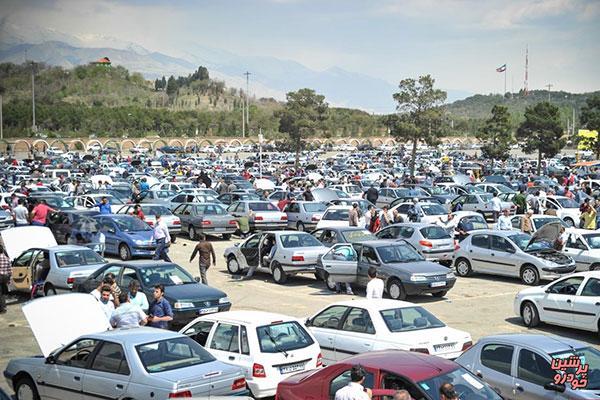 در بازار خودرو همه چیز آرام است/ رکود وجود ندارد