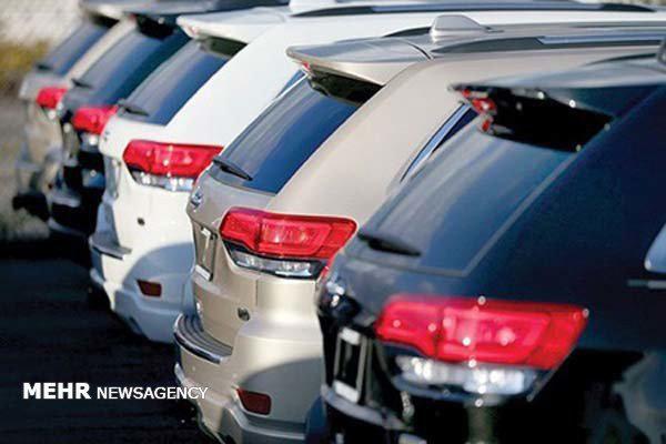 ورود خودروی جدید امکان پذیر نیست ، خودروهای گمرکی ترخیص می شوند